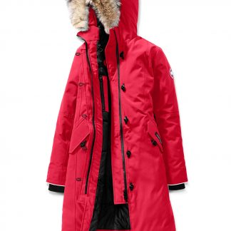 e33e7d6be907 You re viewing  US Red Canada Goose Women  s Holiday Red Brittania Parka Canada  Goose Outlet New York City 4593Y £580.00